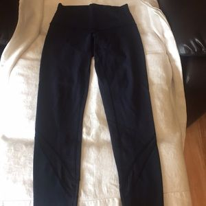 Lululemon leggings cropped 21""